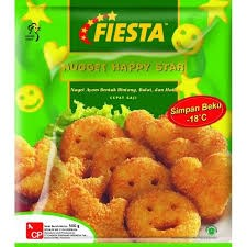 FIESTA NUGGET HAPPY STAR 500 GR